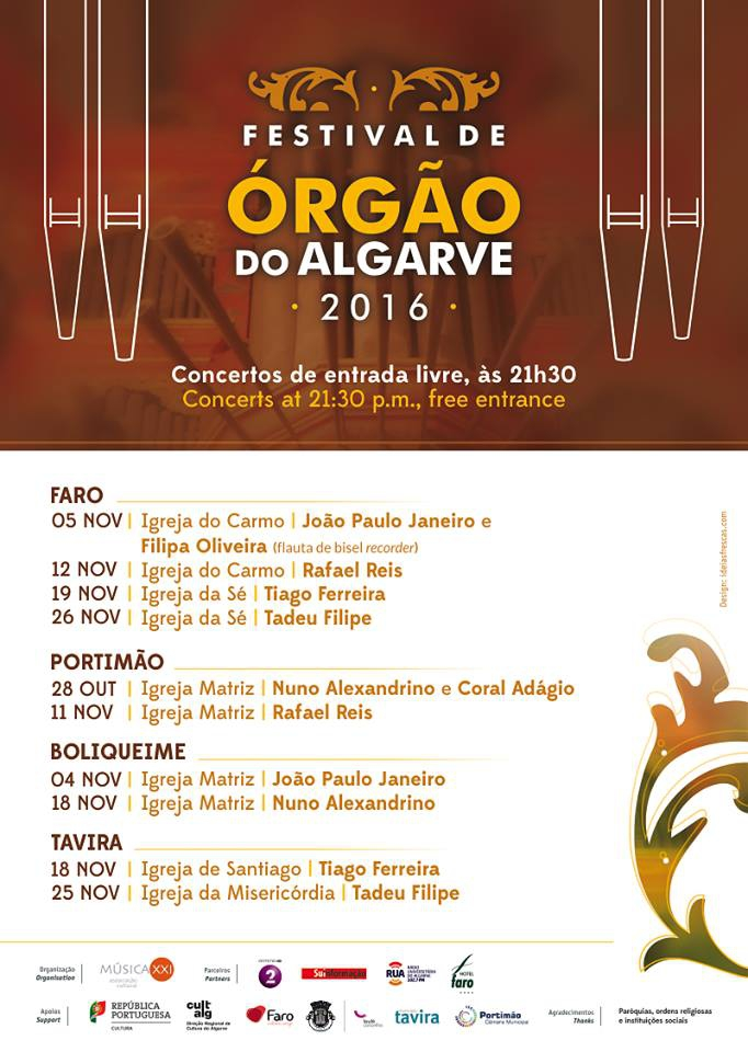 Algarve Organ Festival