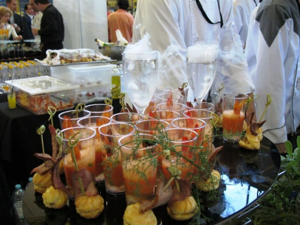 Algarve Chefs Week launch party at Faro Airport, 2013