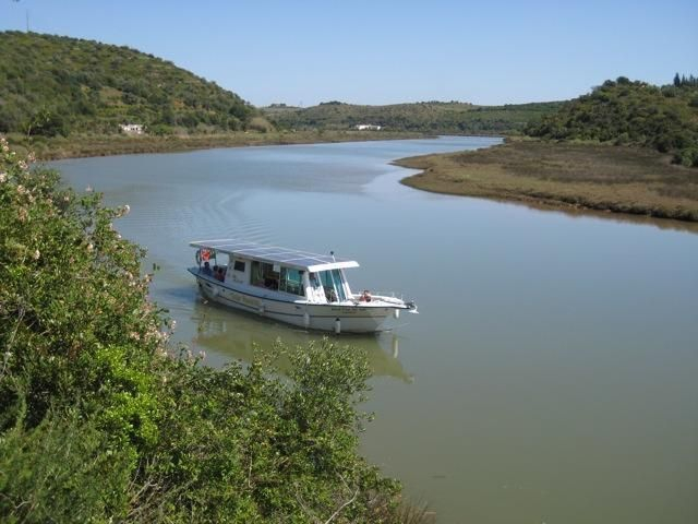 River Arade boat cruise