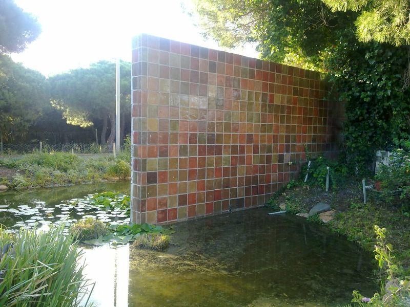 Algarve tiles - Exterior decoration