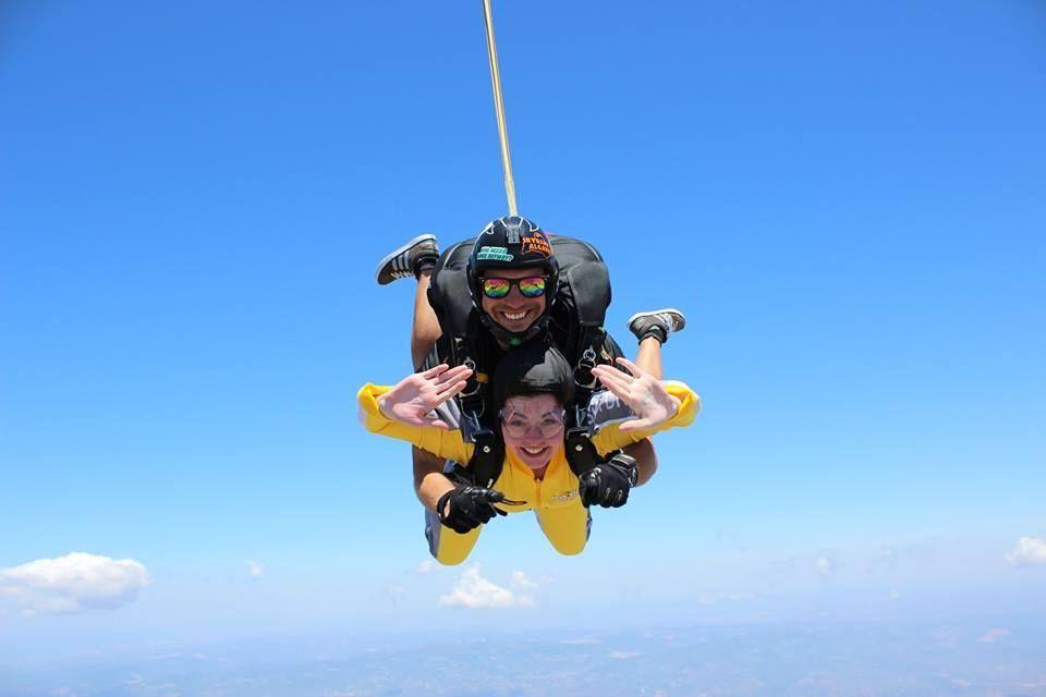 Skydive in Tandem