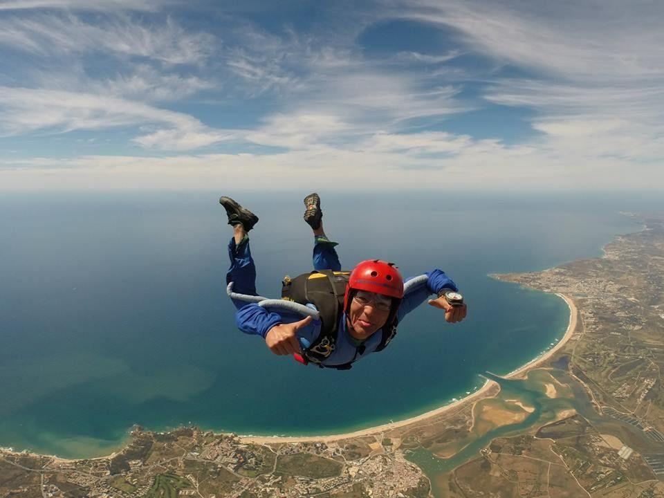 Skydive Algarve Autumn Boogie