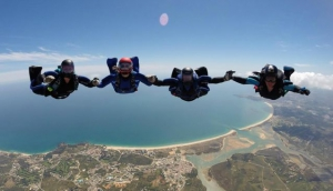 Boogie with Skydive Algarve this Autumn