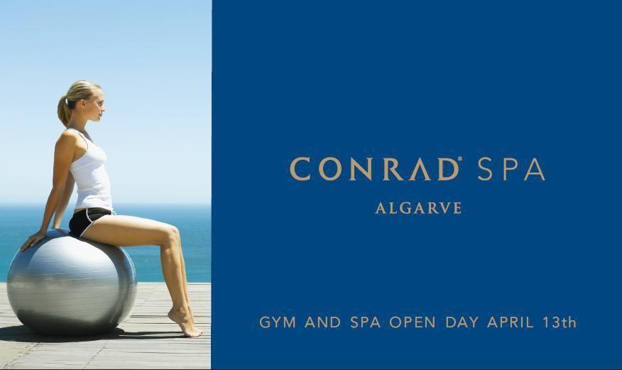 Conrad Algarve Spa Open Day