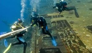 Diving in the Algarve