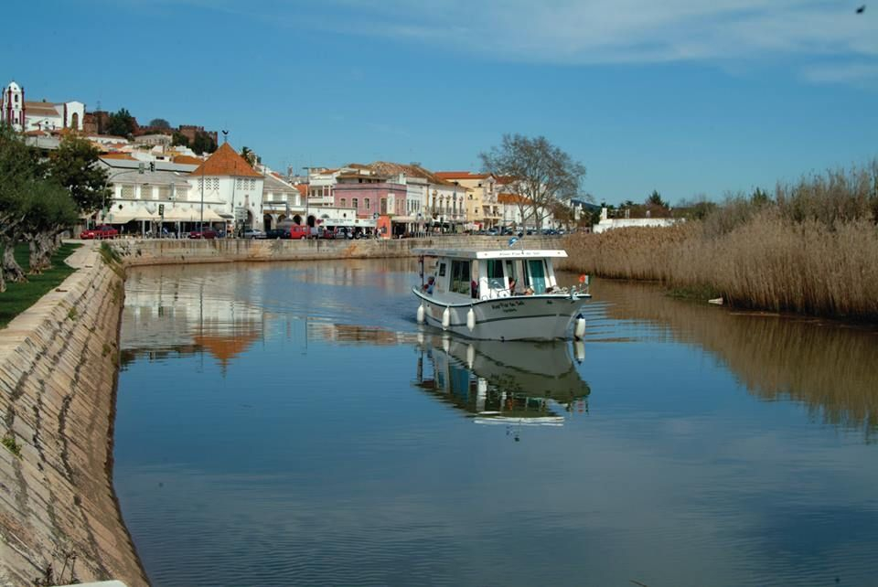 River cruise to Silves