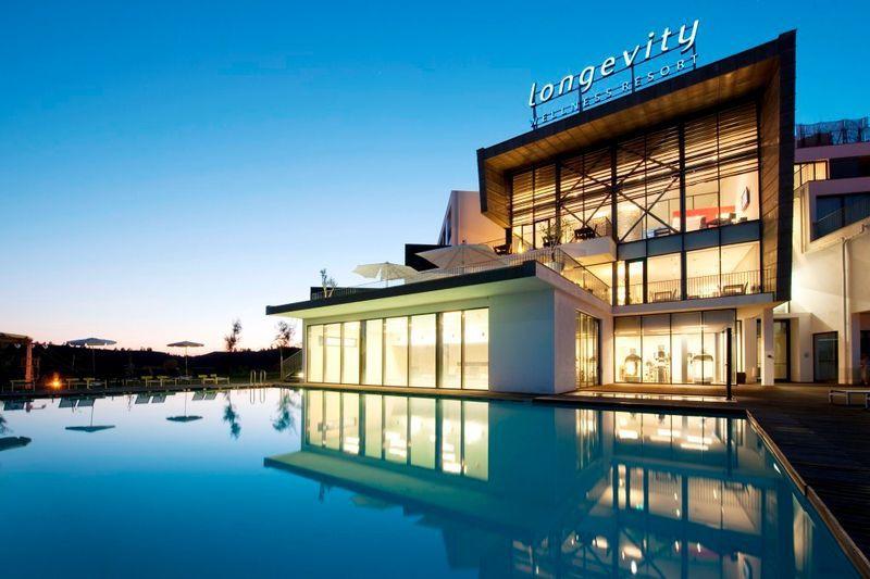 Longevity Medical Spa, Monchique, Algarve