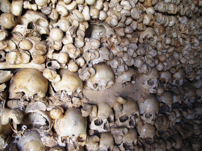 Chapel of Bones, Alcantarilha