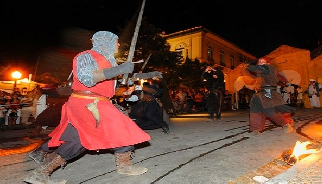 Medieval Merriment in the Algarve