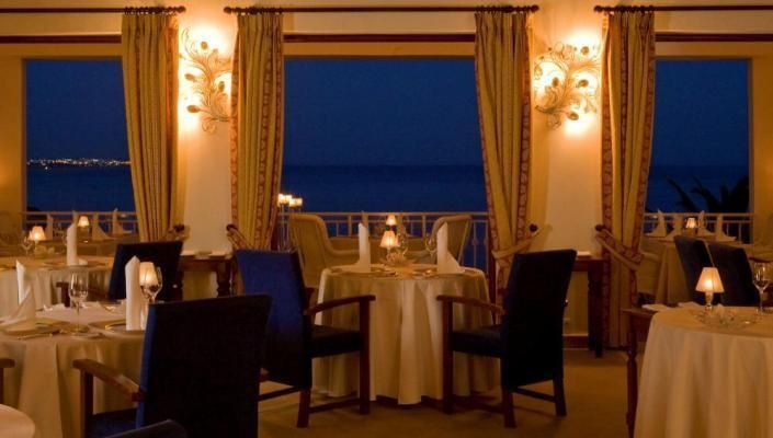 Ocean Restaurant, Vila Vita Parc