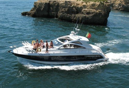 Enjoy a luxury yacht experience, courtesy of Diamond Properties