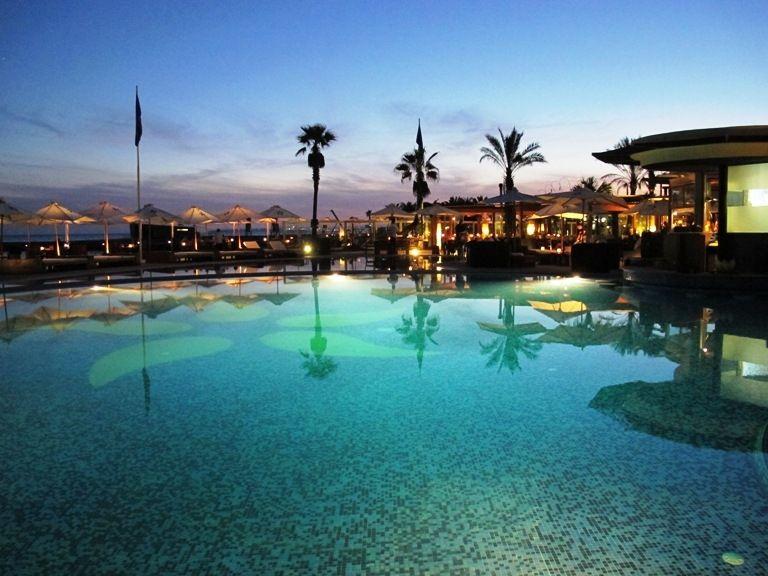 NoSoloAgua beach club - Praia da Rocha - Algarve