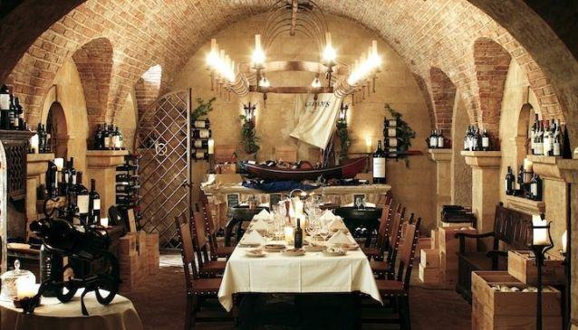 VILA VITA Parc Cave dos Vinhos Wine Cellar
