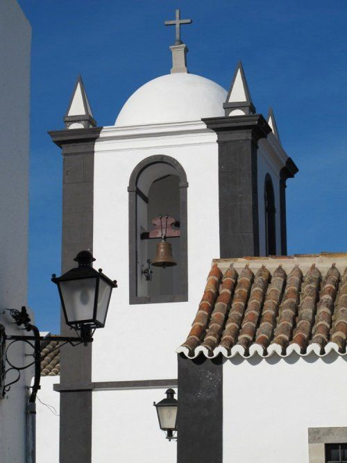 The church at Cacela Velha, Tavira