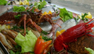 A Lota Seafood Restaurant