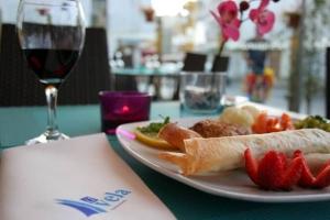A Vela Restaurant, Carvoeiro, Algarve