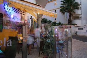 Restaurante A Vela, Carvoeiro, Algarve