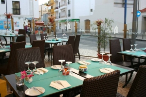 Restaurante A Vela , Carvoeiro, Algarve