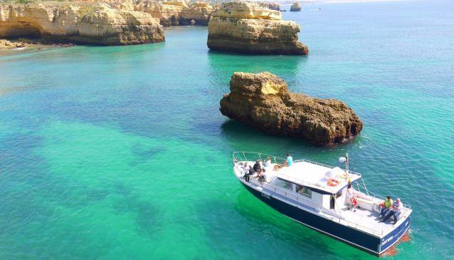 Algarve Seafaris Cruises & Deep Sea Fishing