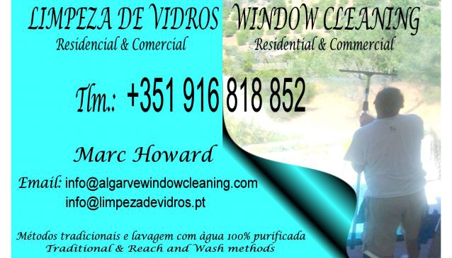 Algarve Window Cleaning