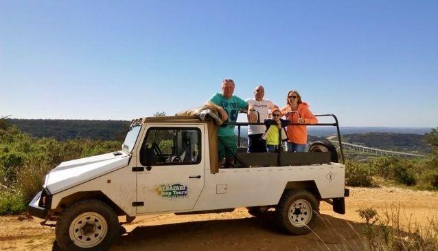 Alsafari Jeep Tours