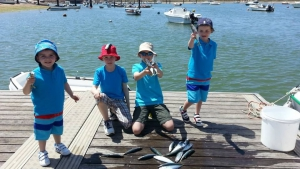 Happy fishing with Alvor Boat Trips, Algarve