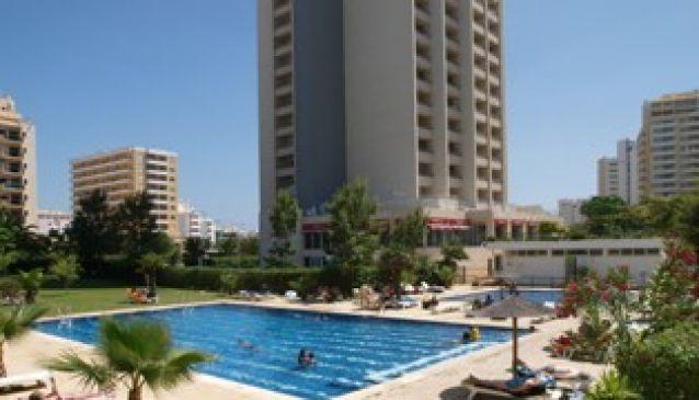 Apartments Jardins da Rocha