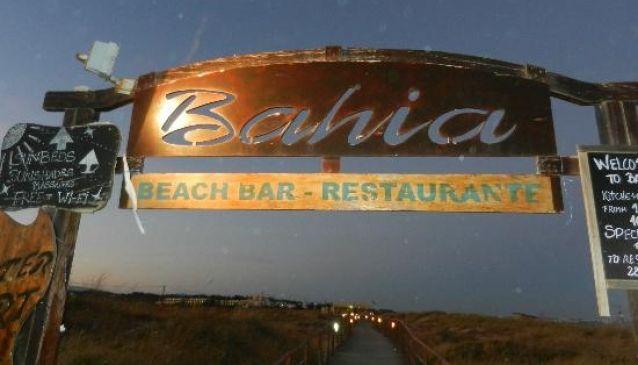 Bahia Beach Bar and Restuarant