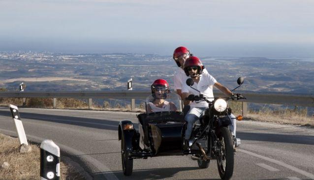 Bike my Side Sidecar Tours