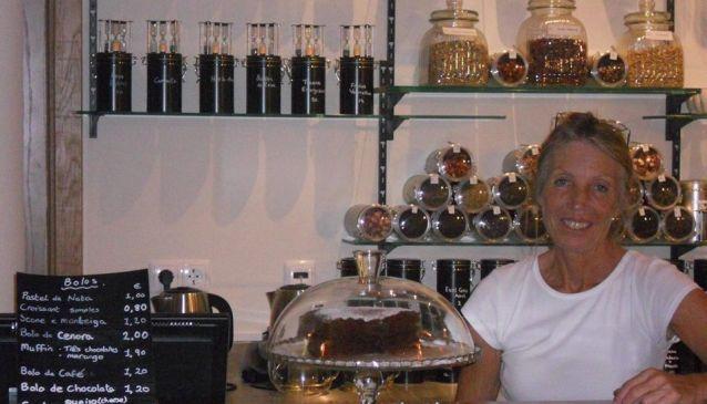 Caffé Duetto Casa de Chá