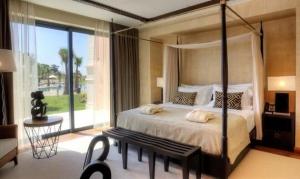 Cascades Resort suite, Lagos, Portugal