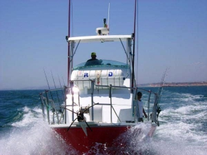 Cruzeiros da Oura Algarve fishing charters