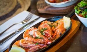 Gourmet Naturla Restaurant, Vale do Lobo, Algarve