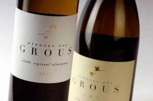 Herdade dos Grous wine