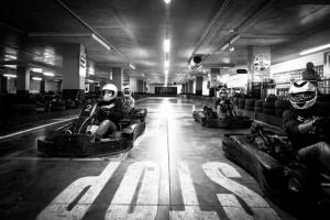 Hot Wheels Raceway Indoor Karting Albufeira Algarve