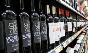 Intermarche Supermarket, Algarve
