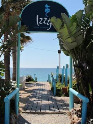 Izzy's Beach Restaurant, Algarve