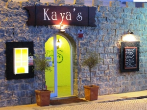 Kaya's Restaurant, Almancil