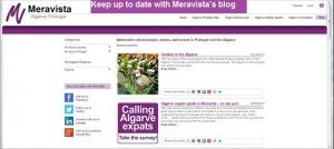Meravista Algarve Property Portal