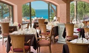 Mirandus Restaurant, Vivenda Miranda Boutique Hotel, Lagos, Portugal