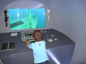 Virtual visit to the Ocean Revival Underwater Park