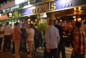 O'Neills Irish Bar, Vilamoura, Algarve