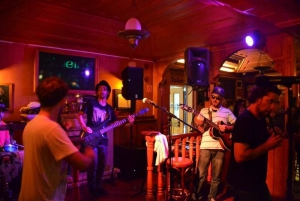 Live music at O'Neills Irish Bar, Vilamoura, Algarve