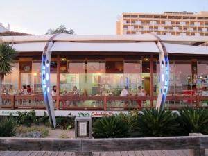 Salsada do Zé Restaurant, Praia da Rocha, Algarve