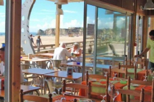 Salsada do Ze Beach Restaurant