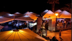 Sandbanks Restaurant, Vale do Lobo, Algarve