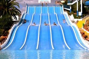 Slide & Splash