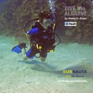 SubNauta Dive Centre, Algarve