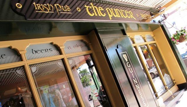 The Punter Irish Pub