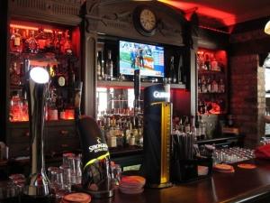 The Punter Irish Pub, Vilamoura, Algarve